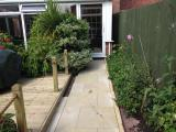 Path and Decking